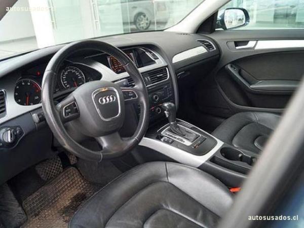 Audi A4 2.0 T QUATTRO año 2012