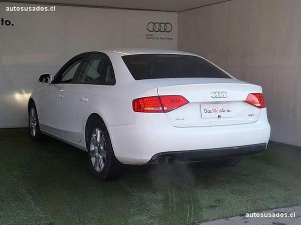 Audi A4 1.8 TFSI año 2012