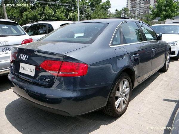 Audi A4 1.8 turbo 160 hp año 2012