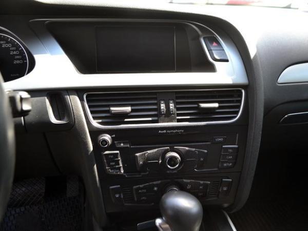 Audi A4 1.8 T año 2012