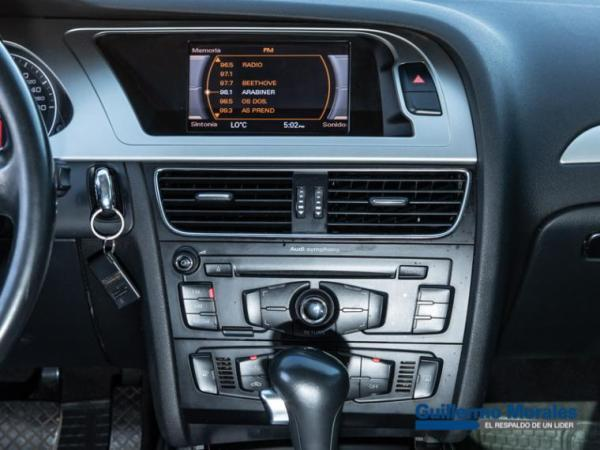 Audi A4 1.8 año 2012