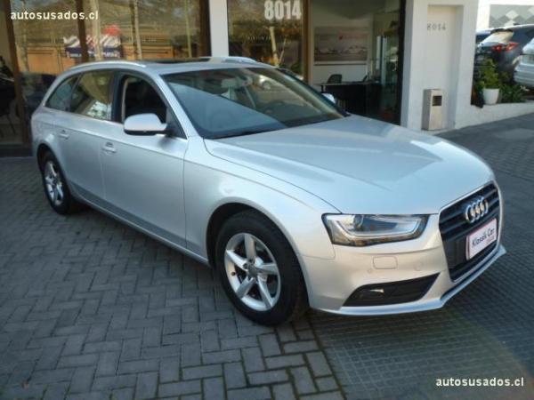 Audi A4 1.8T AVANT 163HP año 2013