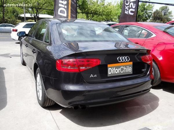 Audi A4 1.8 T año 2013