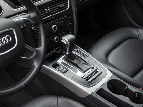 Audi A4 1.8 TFSI año 2013