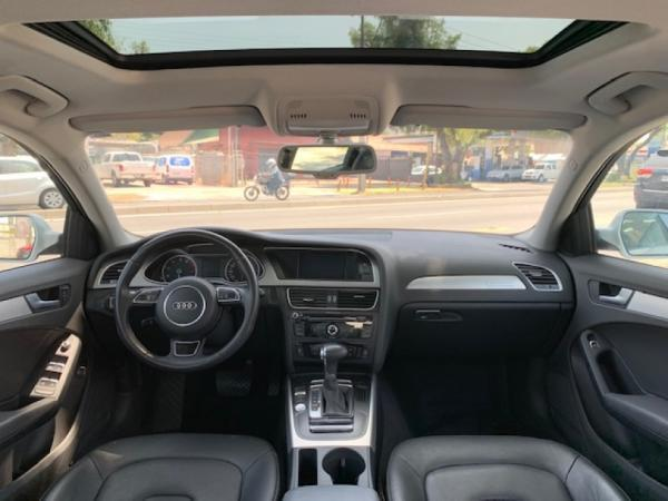 Audi A4 220 caballos año 2013