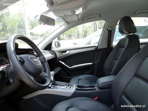 Audi A4 TURBO año 2014