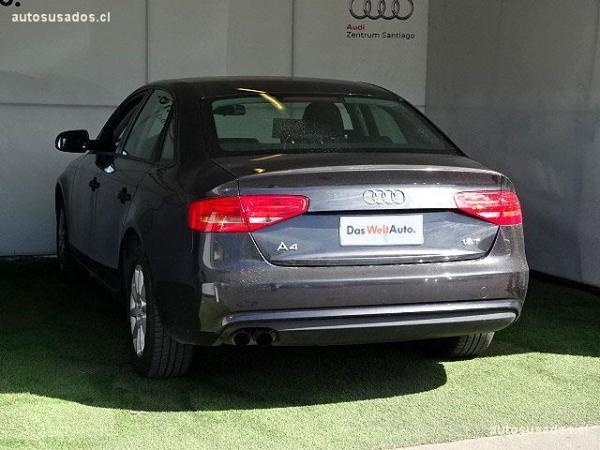 Audi A4 BERLINA 1.8T año 2014