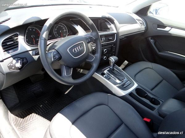 Audi A4 TURBO año 2014