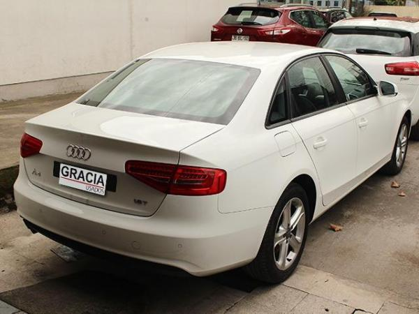 Audi A4 TFSI 1.8T año 2014