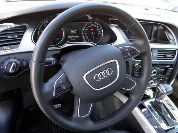 Audi A4 1.8 TURBO año 2014