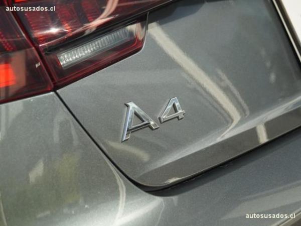 Audi A4 2.0 TFSI año 2016
