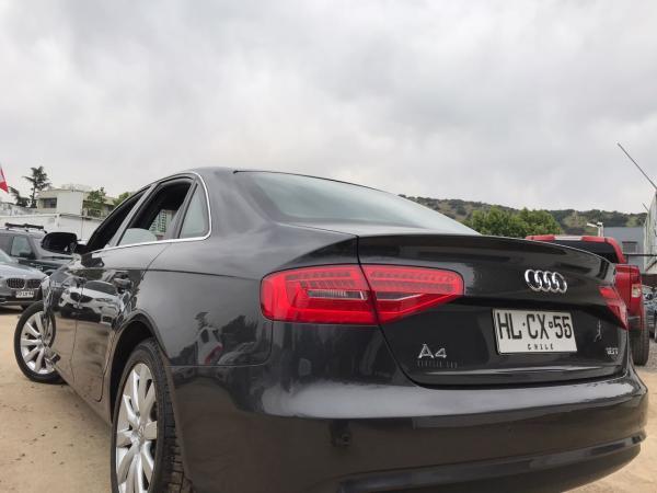 Audi A4 1.8 AT año 2016