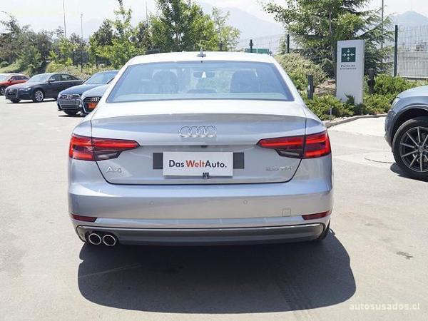 Audi A4 2.0 TDI año 2017