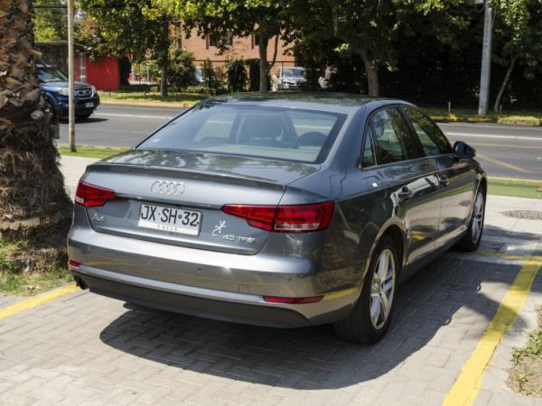 Audi A4 40 TFSI año 2018