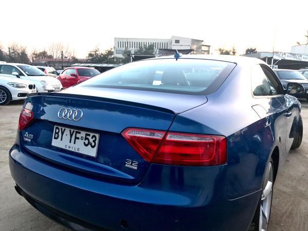 Audi A5 3.2 TFSI MULTITRONIC año 2008