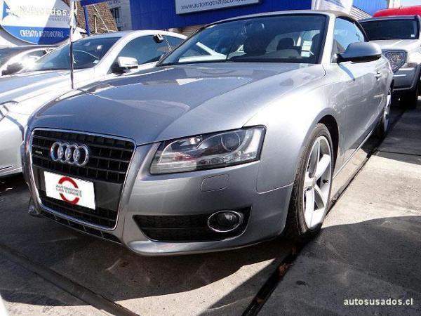 Audi A5 SLINE CABRIOLET año 2010