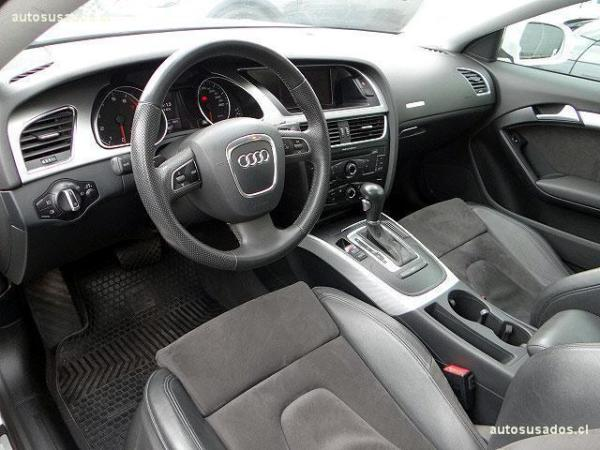 Audi A5 COUPE 2.0 TURBO año 2011