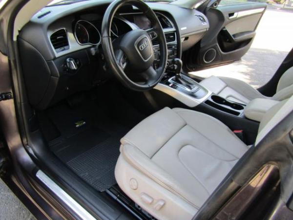 Audi A5 Sportback TFSI Quattro 2. año 2011