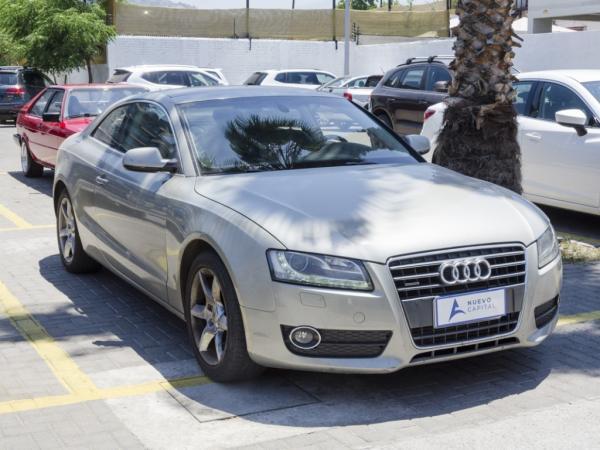Audi A5 2.O TFSI QUATTRO año 2011