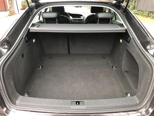 Audi A5 2.0 Sportback Quattro año 2011