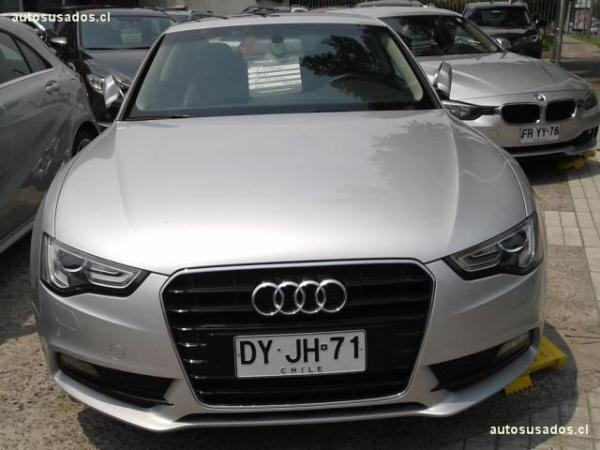 Audi A5 2.0T COUPE año 2012