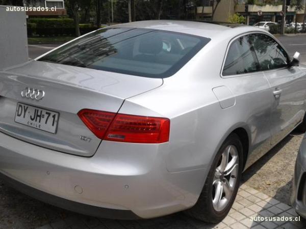 Audi A5 2.0T COUPE año 2012