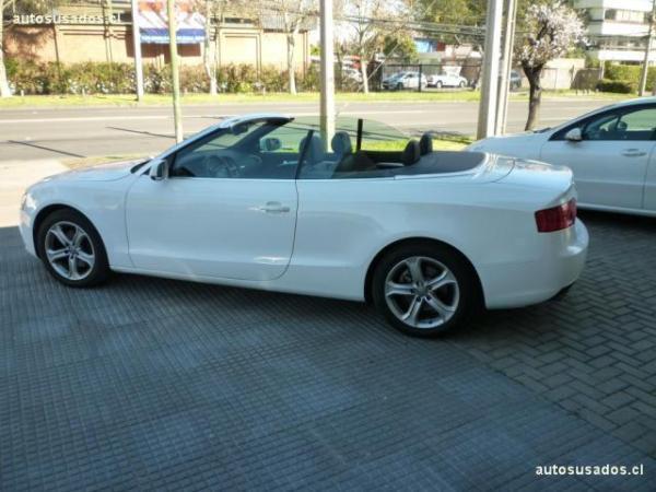 Audi A5 CABRIO 1.8 año 2012