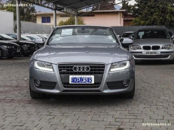 Audi A5 2.0 TFSI CABRIO QUATTRO año 2012