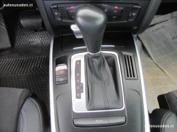 Audi A5 2.0 TFSI AT año 2012