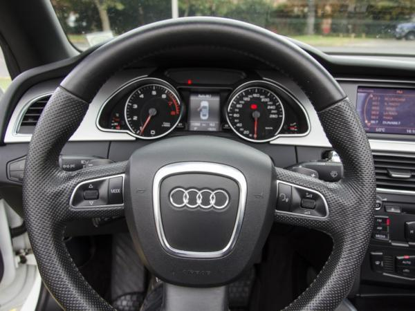 Audi A5 2.0 TFSI QUATTRO CABRIO año 2012