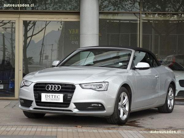Audi A5 A5 CABRIOLET 1.8 año 2013