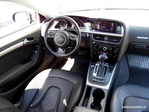 Audi A5 Coupé TFSI 1.8 año 2015