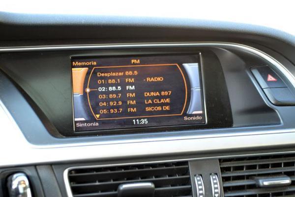 Audi A5 sportback tfsi 2.0 año 2015