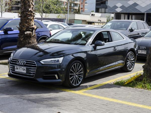 Audi A5 1.8TFSI COUPE año 2018