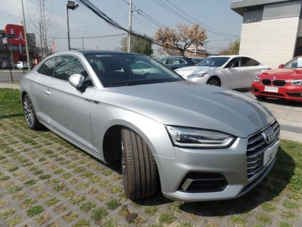 Audi A5 2.0 AT TURBO año 2019