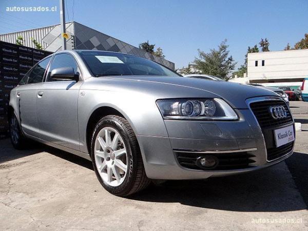 Audi A6 2.8 FSI MULTOTRONIC año 2009