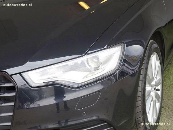 Audi A6 2.0 FSI AT año 2012