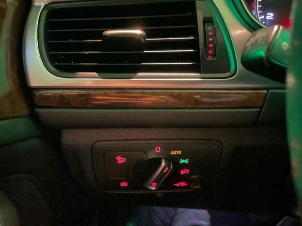 Audi A6 2.0 TFSI Multitronic año 2012