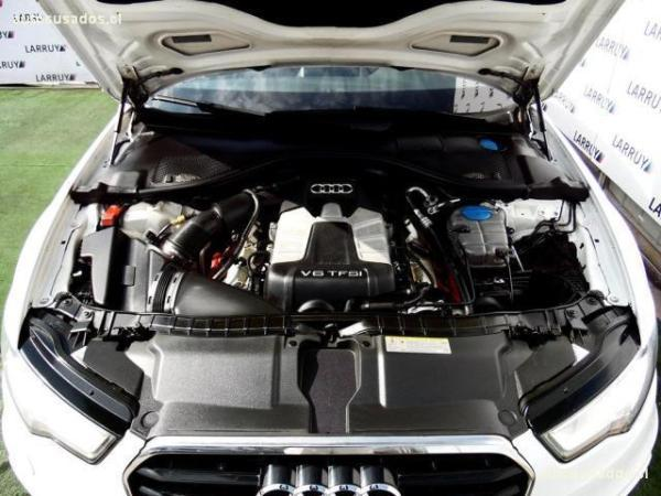Audi A6 TFSI Quattro Sline 3.0 año 2012