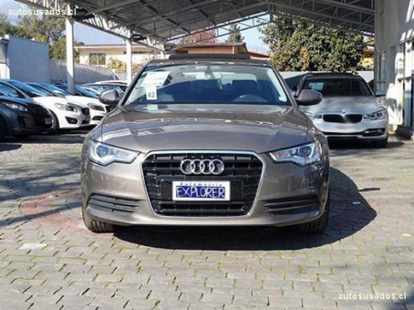 Audi A6 2.0 T año 2012
