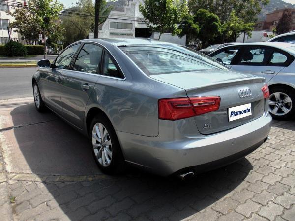 Audi A6 2.0 AT año 2012