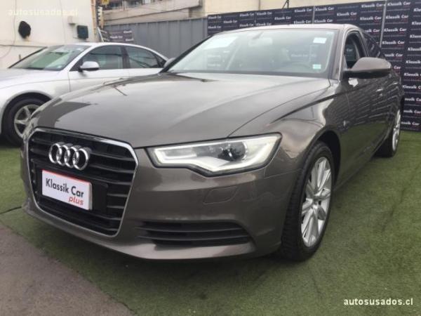 Audi A6 gl año 2012