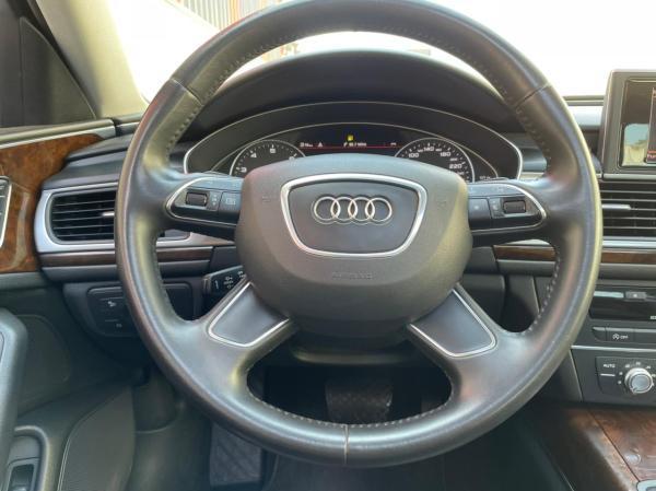 Audi A6 2.0 FSI TURBO AT año 2013