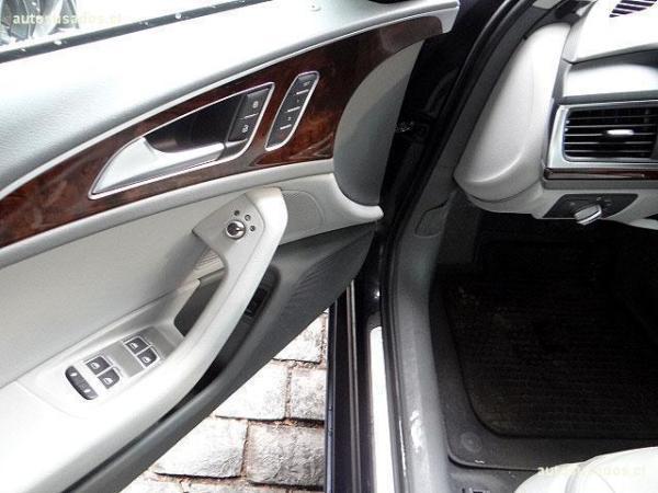 Audi A6 2.0 T año 2013