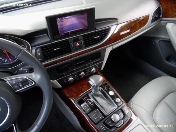 Audi A6 TDI Quattro 3.0 año 2013