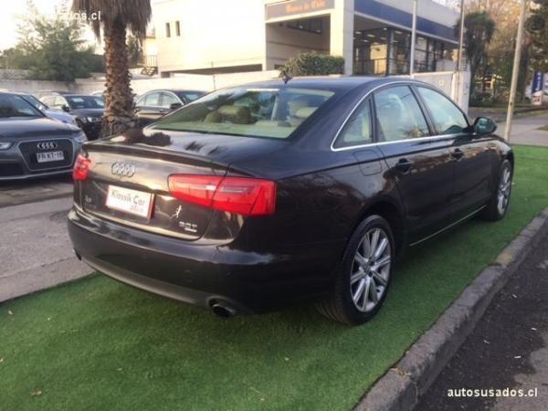 Audi A6 3.0 TURBO QUATTRO año 2014