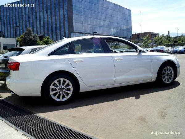 Audi A6 TFSI 2.0 año 2014