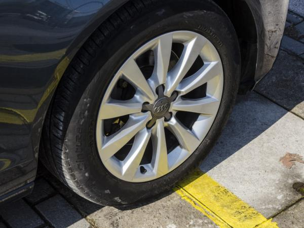 Audi A6 2.0 TFSI año 2015