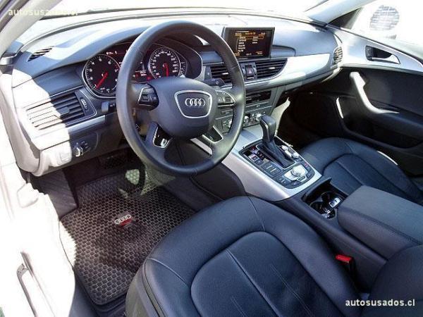 Audi A6  año 2017