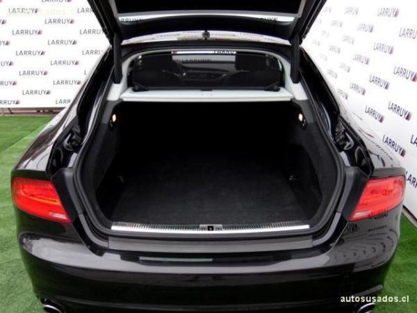 Audi A7 Sportback 3.0 año 2011